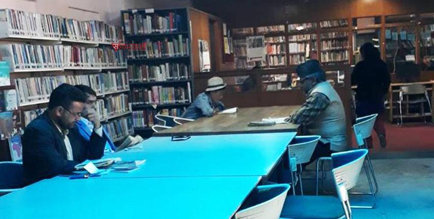 Public-Library-kathmandu-sumnima-kafle