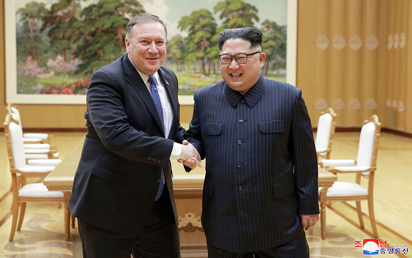 World News Kim jong un via sancharkarmi photo AP